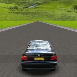 Extreme BMW Fahr