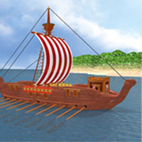 Caesar gegen Piraten