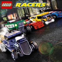 Lego Racers – CrossTown Craze