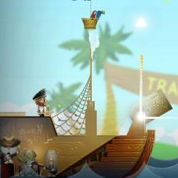 Es ist eine Zeit der Piraten