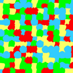 Farbspritzen