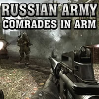 Russian Army: Comrades in Arm