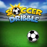 Fußball Dribbeln
