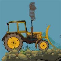 Traktoren Macht