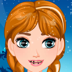 Frozen Anna Dentist