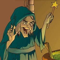 Zaubersprüche Magie