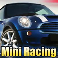 Mini Parkplatz Rennen