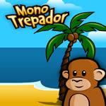 Die Affe Klettern