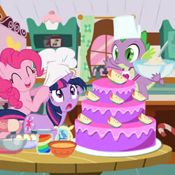 My Little Pony Kochen Kuchen