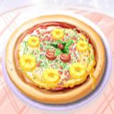 Pizza kochen