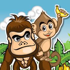 Affen Spiele 1001