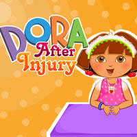 Dora After Injury