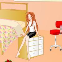 Barbie Schlafzimmer Entwurf