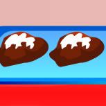 Schokoladenkekse