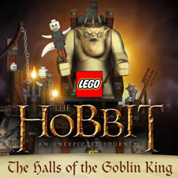 LEGO Hobbit: The Halls of Goblin King