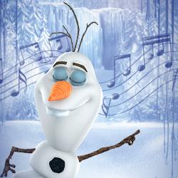 Frozen Olaf's Summer Sing-a-Long