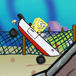 SpongeBob Boat-O-Cross