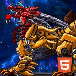Dino Robot: Addict Headed Dragon