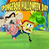 SpongeBob Schwammkopf Halloween Tag