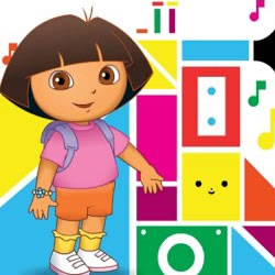 Nick Jr Mega Music Game